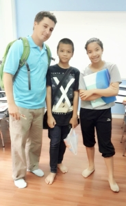 เรียนภาษาอังกฤษกับอาจารย์ต่างชาติ